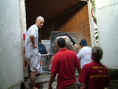 Haiti misszió: Ételt az Életért Alapítvány ételosztás, karitatív tevékenységeink
